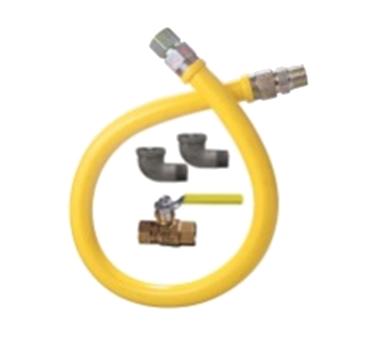 Dormont Manufacturing 1675NPKIT48 gas connector hose kit