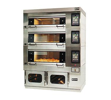 Doyon Baking Equipment 2T-3 oven, deck-type, electric
