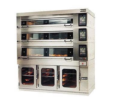 Doyon Baking Equipment 3T-3 oven, deck-type, electric