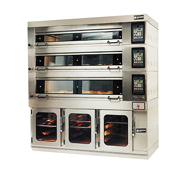 Doyon Baking Equipment 3T-4 oven, deck-type, electric