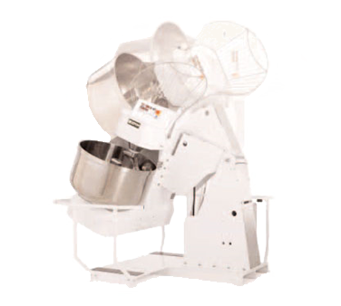 Doyon Baking Equipment AB080XB mixer, spiral dough