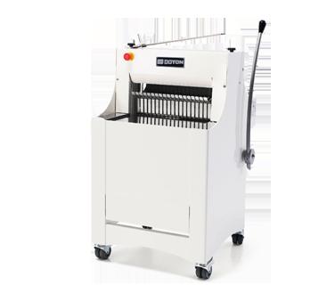 Doyon Baking Equipment CPF418 slicer, bread