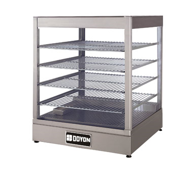 Doyon Baking Equipment DRP4S display case, hot food, countertop