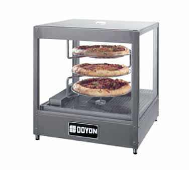 Doyon Baking Equipment DRPR3 display case, hot food, countertop