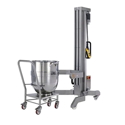 Doyon Baking Equipment EBF080 mixer bowl lift