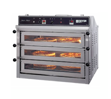 Doyon Baking Equipment PIZ3 pizza oven, deck-type, electric