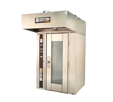 Doyon Baking Equipment SRO1G oven, gas, roll-in
