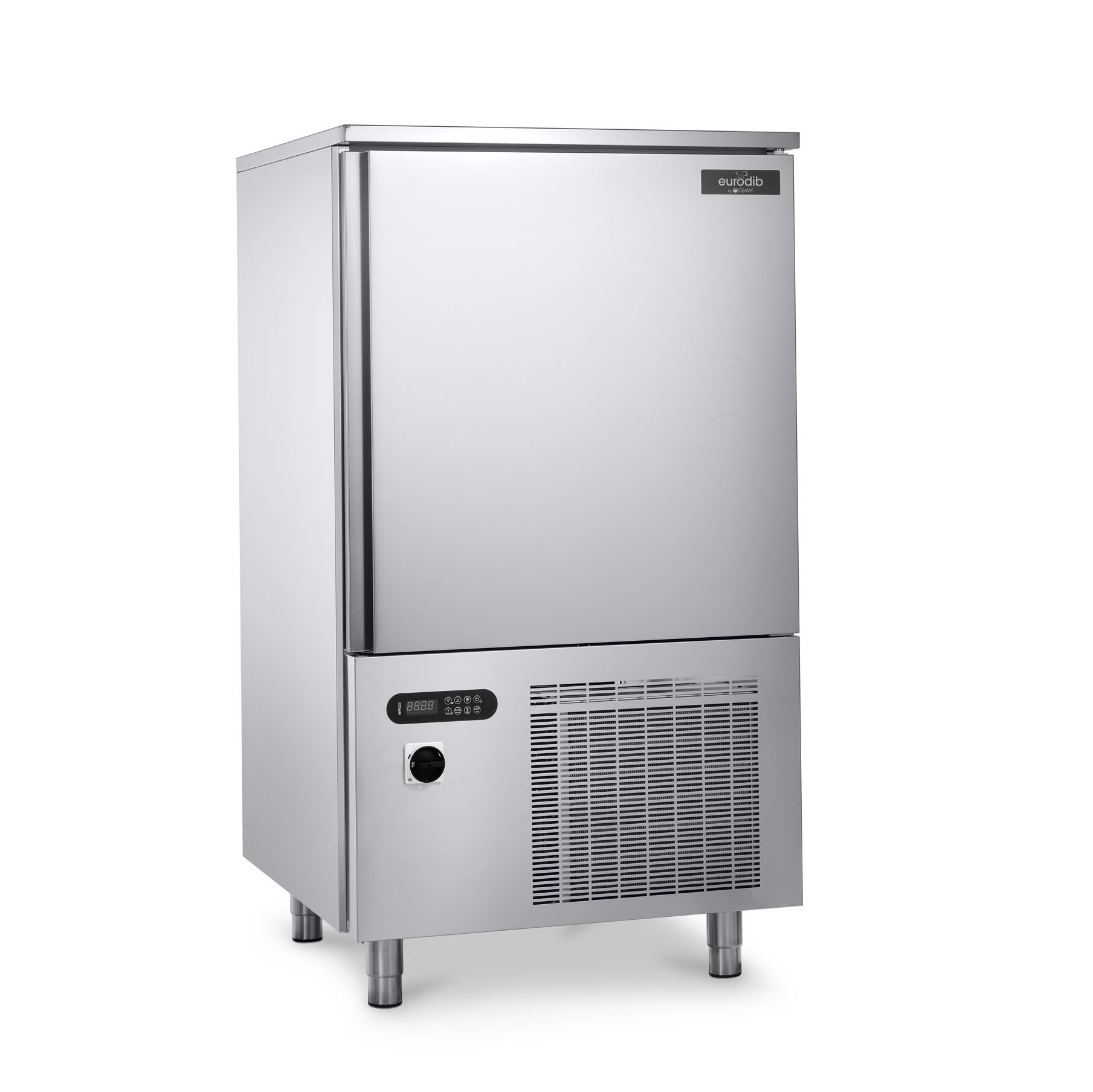 Eurodib USA BCB10US blast chiller freezer, reach-in