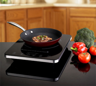 Eurodib USA C1813 induction range, countertop