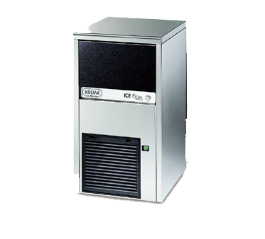 Eurodib USA CB249A ice maker with bin, cube-style