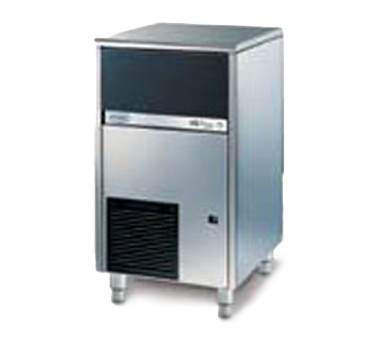 Eurodib USA CB316A ice maker with bin, cube-style