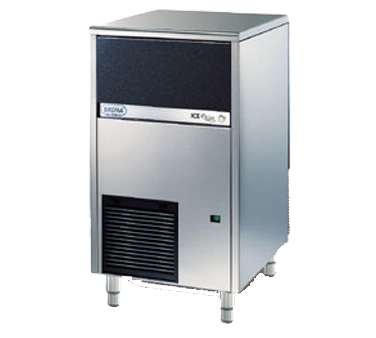Eurodib USA CB425A ice maker with bin, cube-style