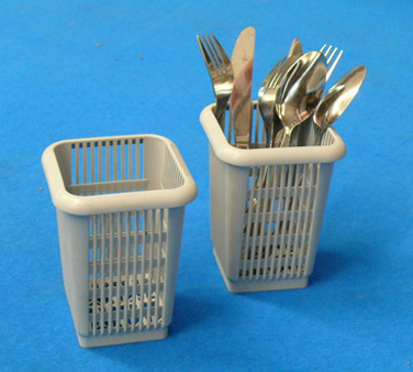 Eurodib USA CC00045 dishwasher rack, for flatware