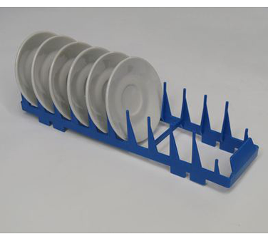 Eurodib USA CC00049 dishwasher rack, plates