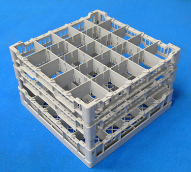 Eurodib USA CC00128 dishwasher rack, glass compartment