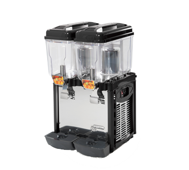 CD2J Eurodib USA beverage dispenser, electric (cold)