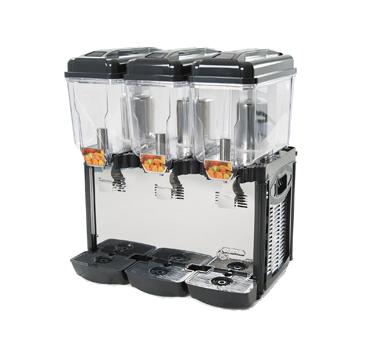 Eurodib USA CD3J beverage dispenser, electric (cold)