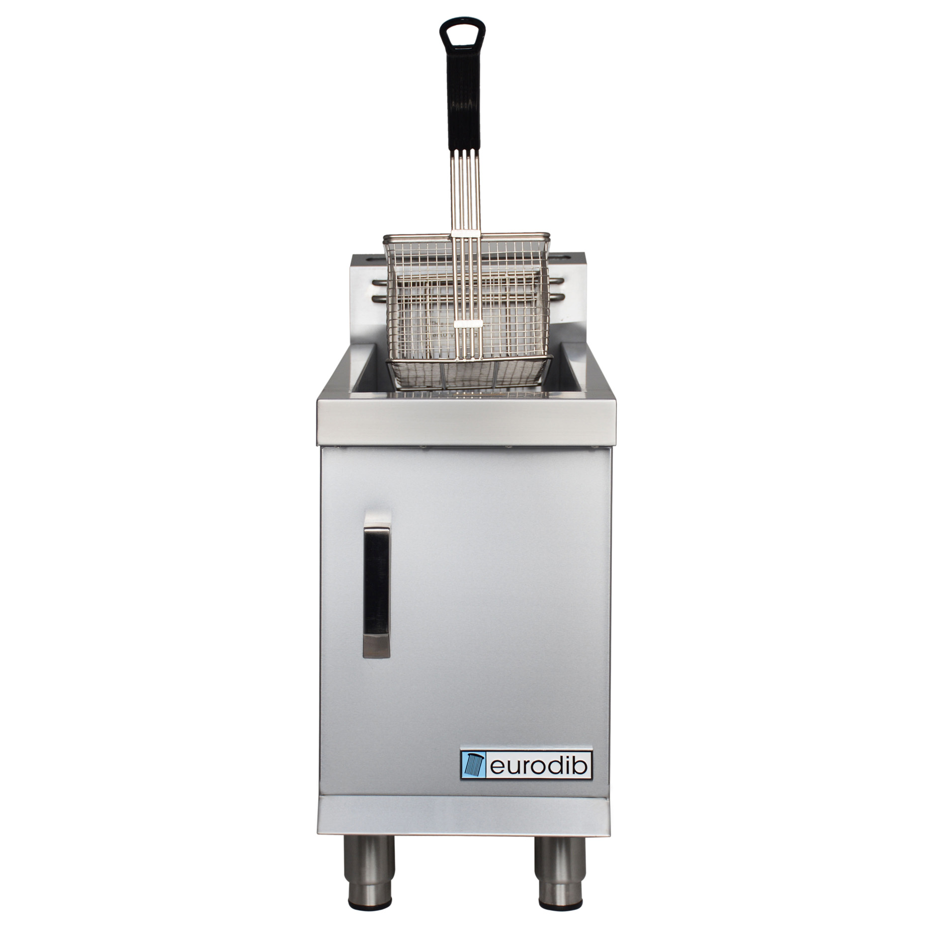 Eurodib USA CF15L fryer, gas, countertop, full pot