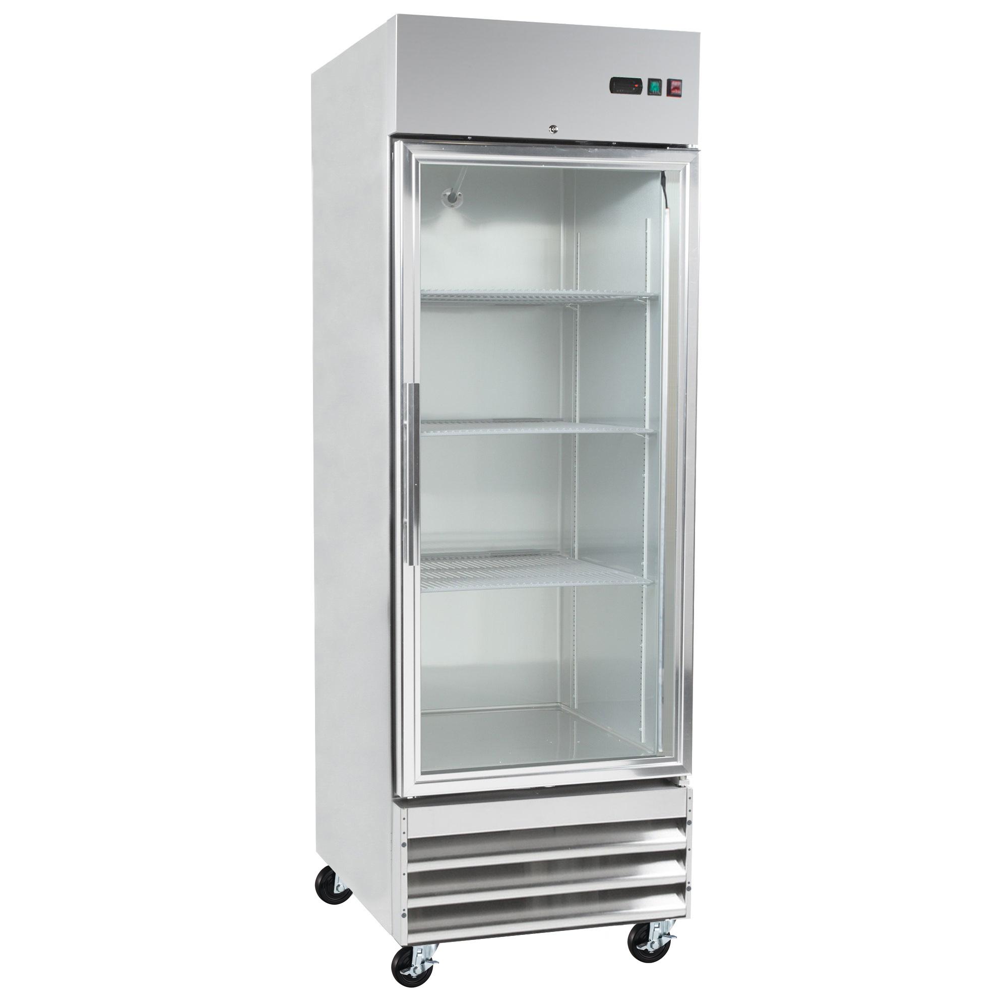 Eurodib USA CFD-1RRG refrigerator, merchandiser