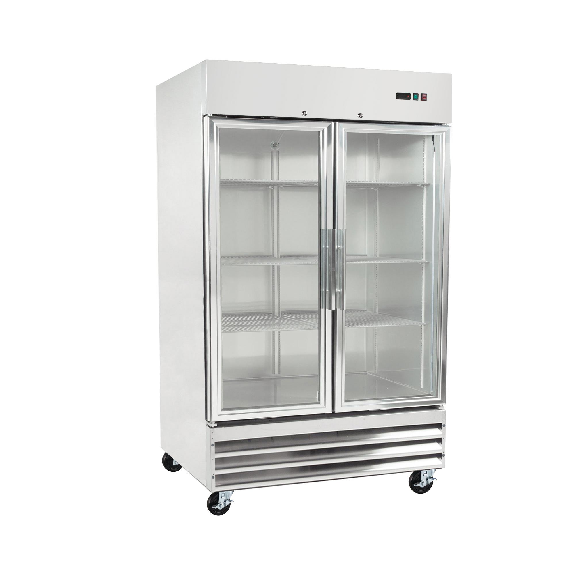 Eurodib USA CFD-2RRG refrigerator, merchandiser