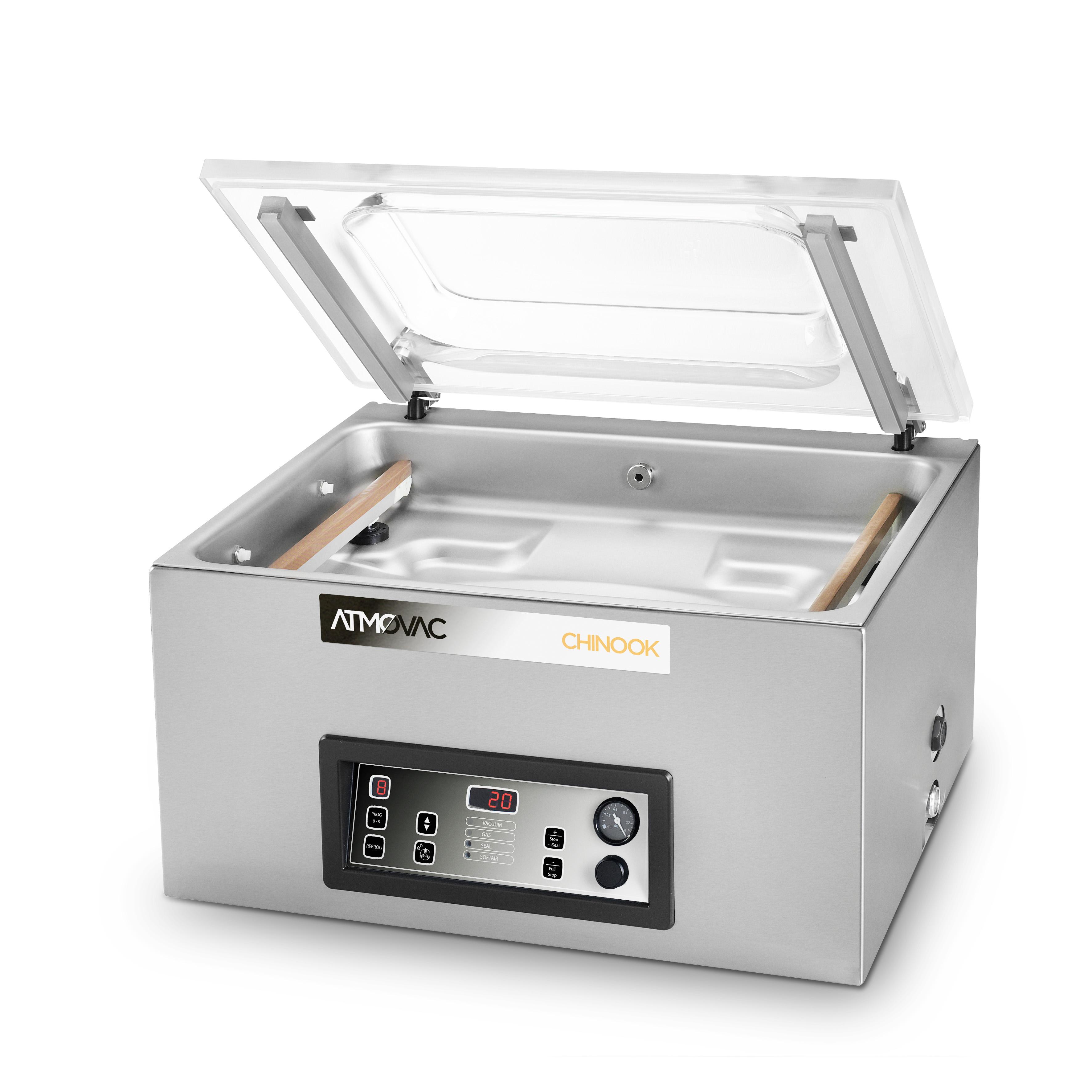 Eurodib USA CHINOOK16D food packaging machine