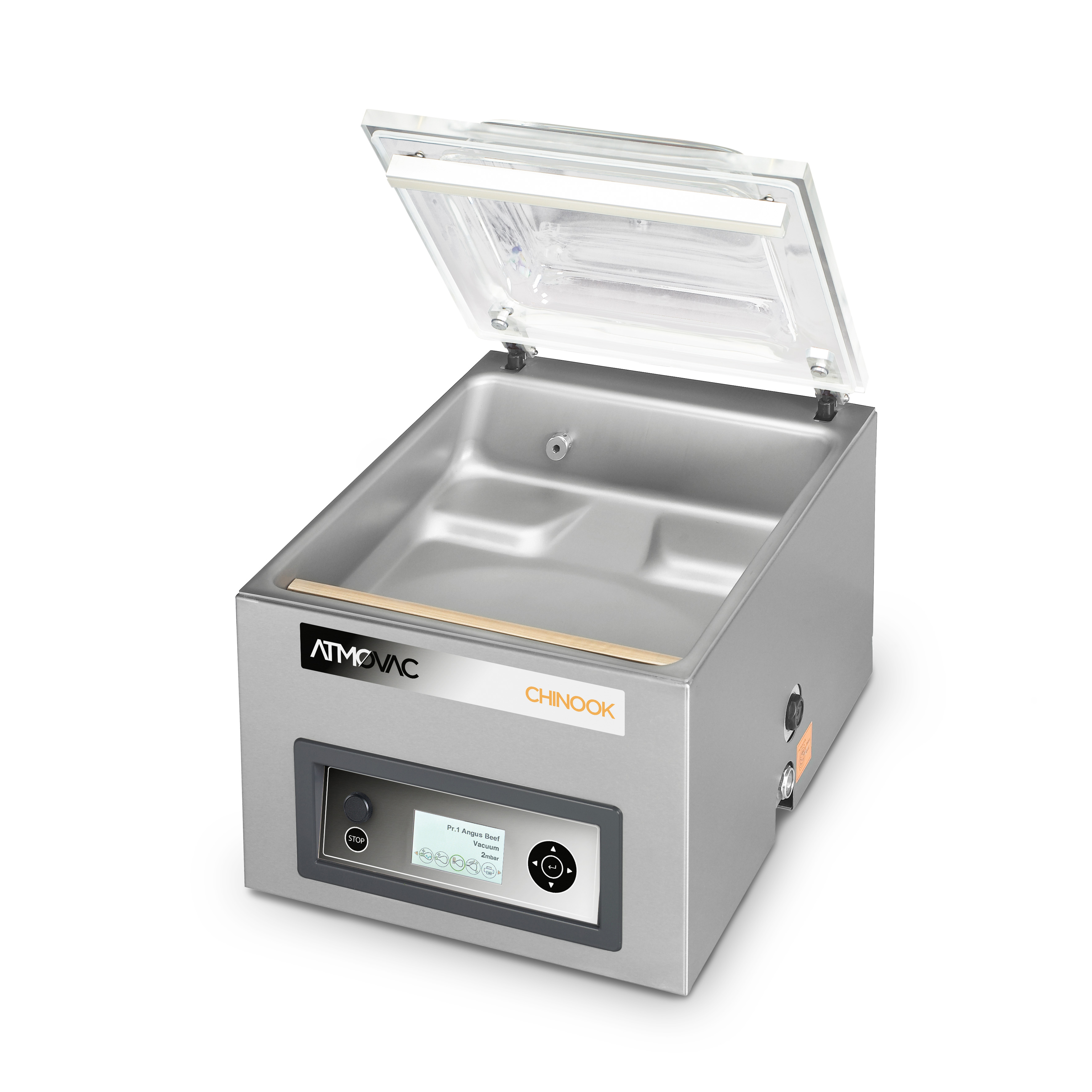 Eurodib USA CHINOOK16PLUS food packaging machine