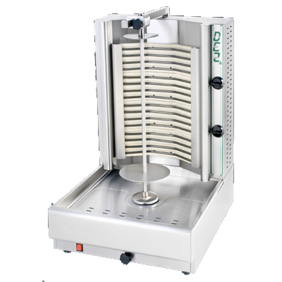 Eurodib USA DE2A vertical broiler (gyro), electric