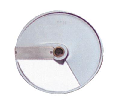 Eurodib USA DF14 food processor, disc plate, slicing