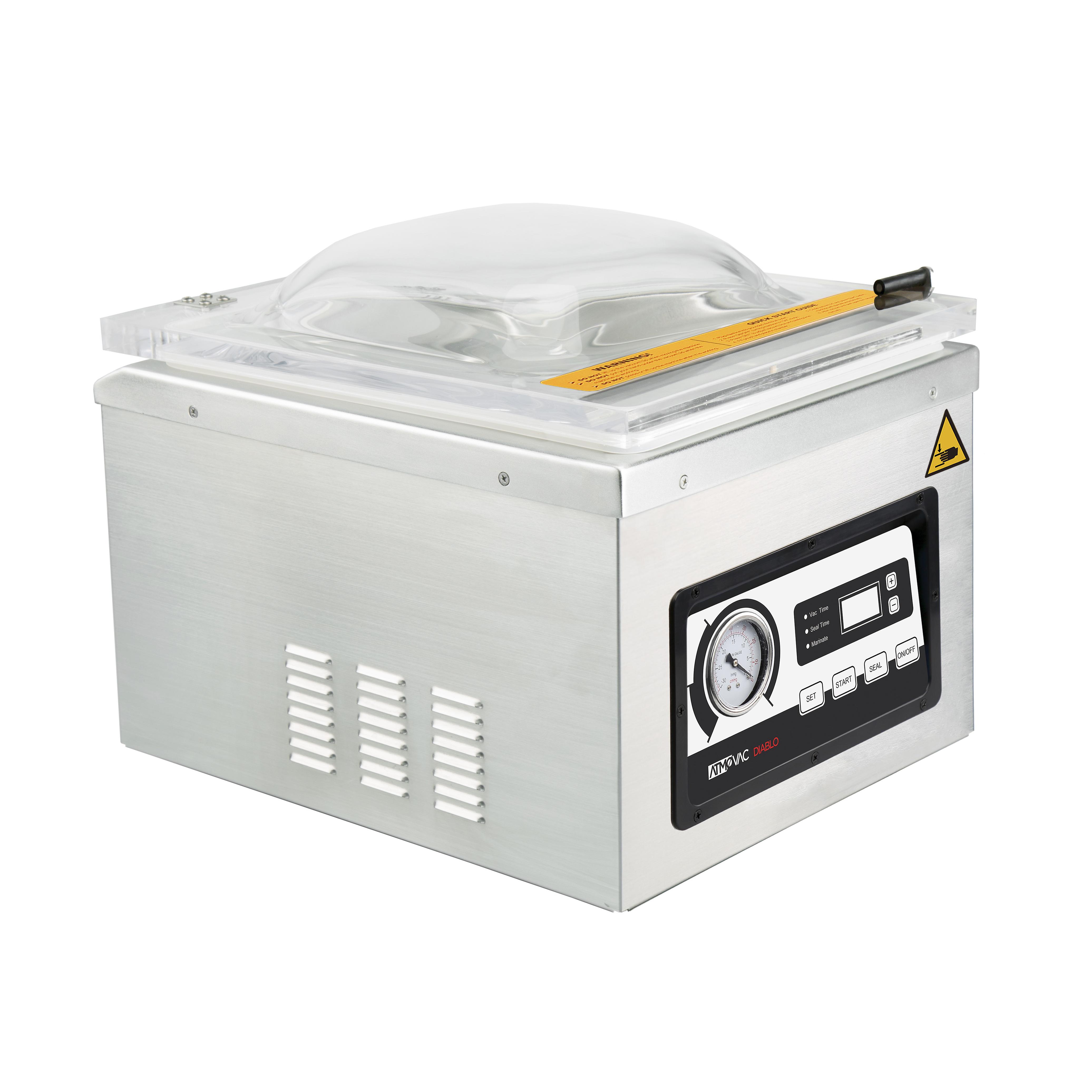 Eurodib USA DIABLO 10 food packaging machine