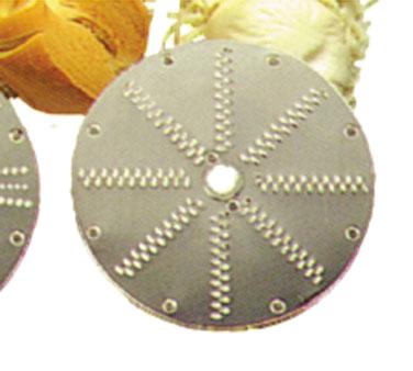 Eurodib USA DT2 food processor, disc plate, shredding / grating