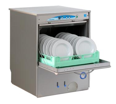 Eurodib USA F92EKDPS dishwasher, undercounter