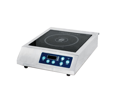 Eurodib USA F-IH-01SS induction range, countertop