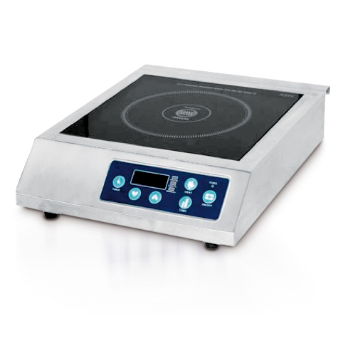 Eurodib USA F-IH-03SS induction range, countertop