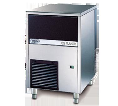Eurodib USA GB903A ice maker with bin, flake-style