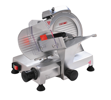 Eurodib USA HBS-220JS food slicer, electric