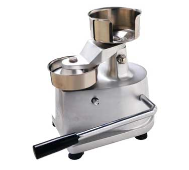 Eurodib USA HF-100 hamburger patty press, countertop