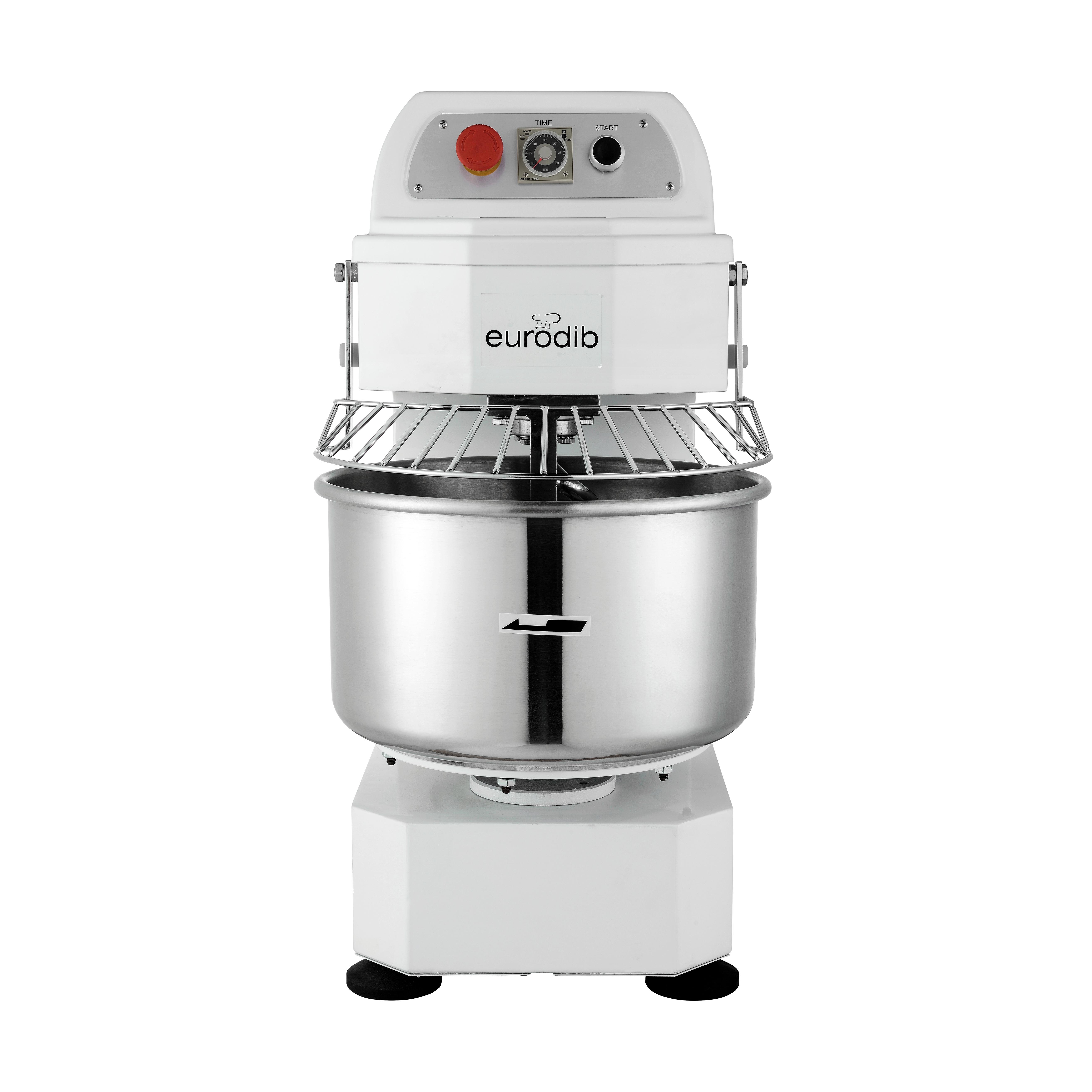 Eurodib USA LM20T mixer, spiral dough
