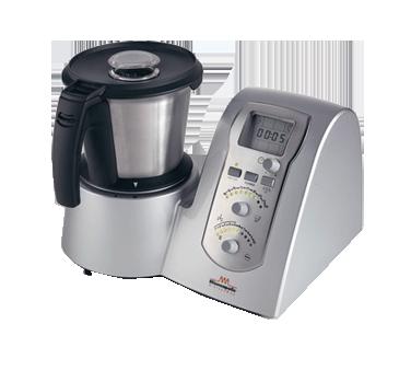 Eurodib USA MINICOOKER mixer, thermal