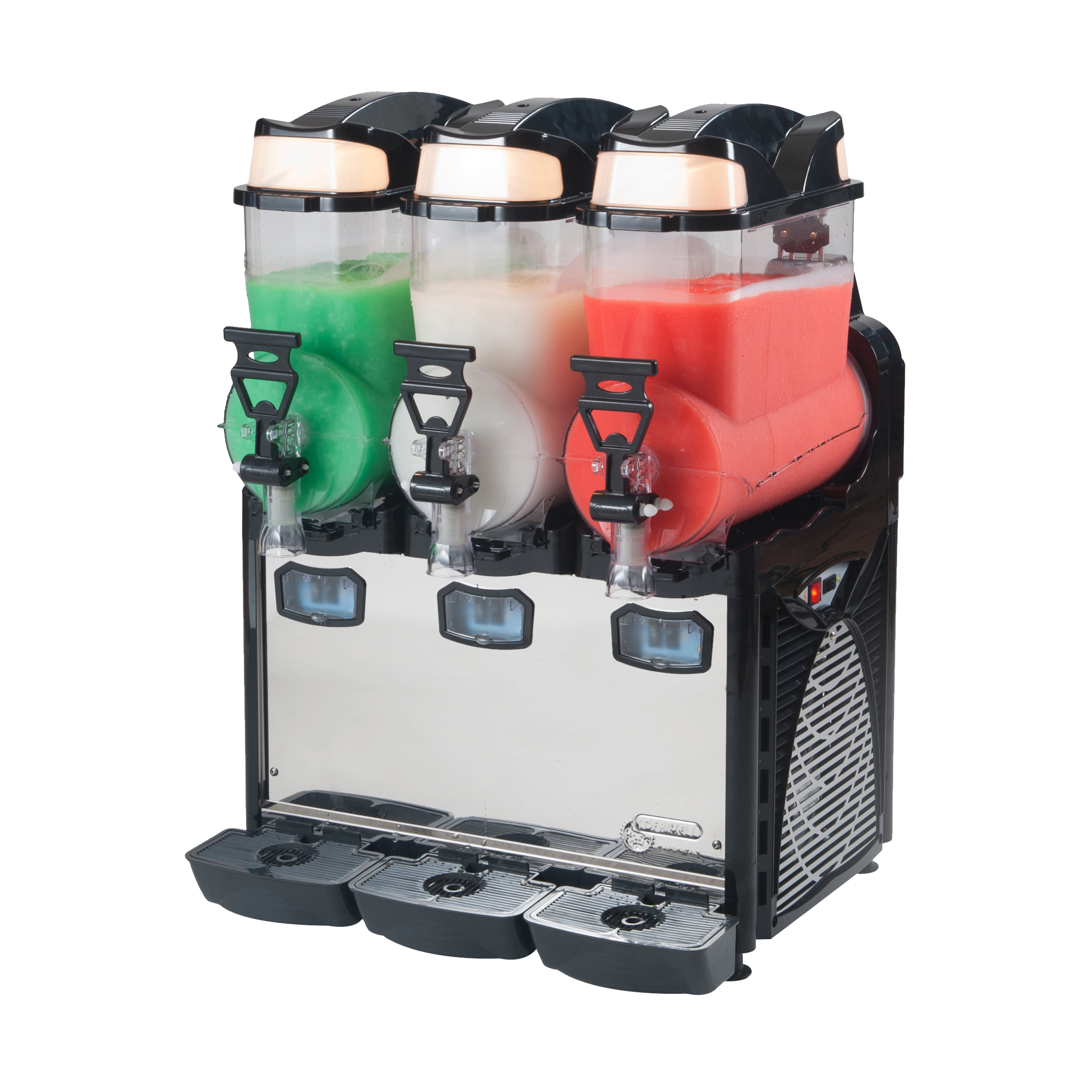 Eurodib USA OASIS3 frozen drink machine, non-carbonated, bowl type