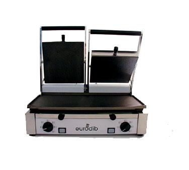 Eurodib USA PDL3000 sandwich / panini grill