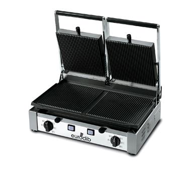 Eurodib USA PDR3000 sandwich / panini grill