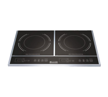 Eurodib USA S2F1 induction range, countertop