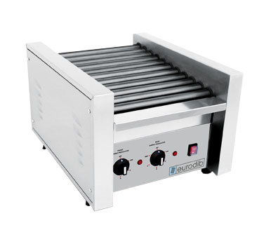Eurodib USA SFE01600-120 hot dog grill