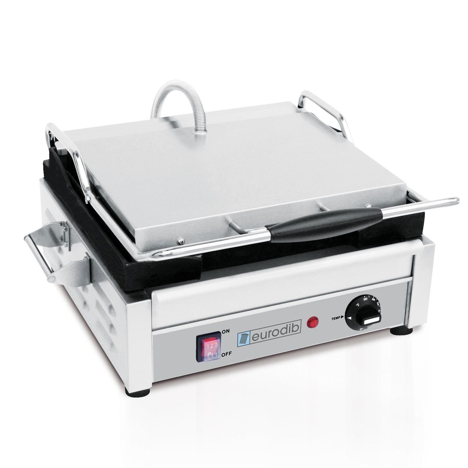 Eurodib USA SFE02340-240 sandwich / panini grill