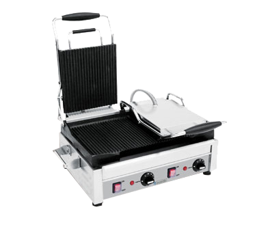 Eurodib USA SFE02360-240 sandwich / panini grill