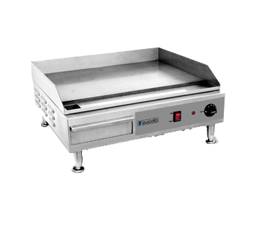 Eurodib USA SFE04900 griddle, electric, countertop