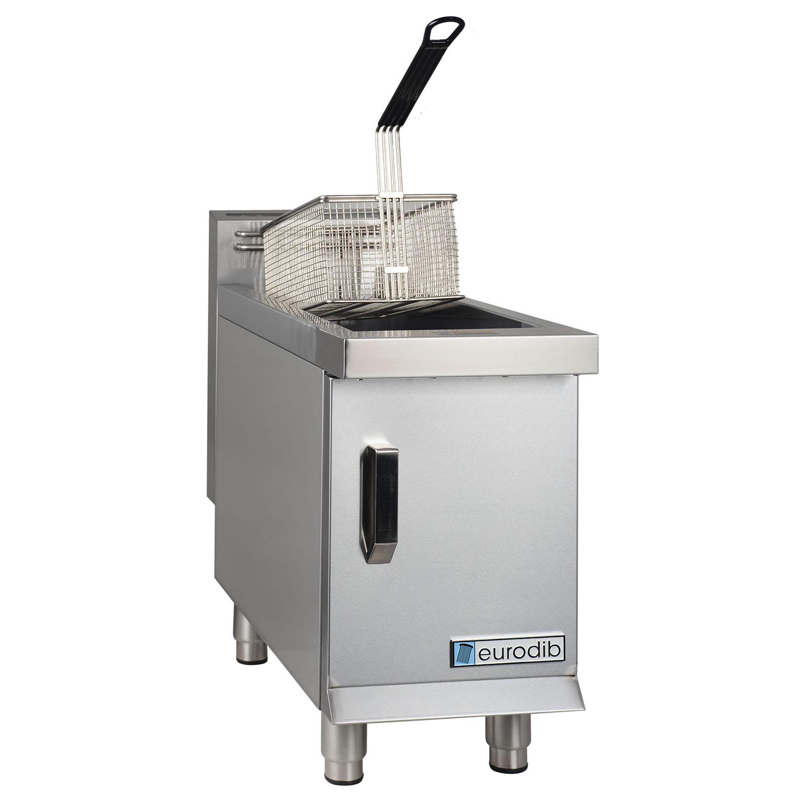 Eurodib USA T-CF15 fryer, gas, countertop, full pot