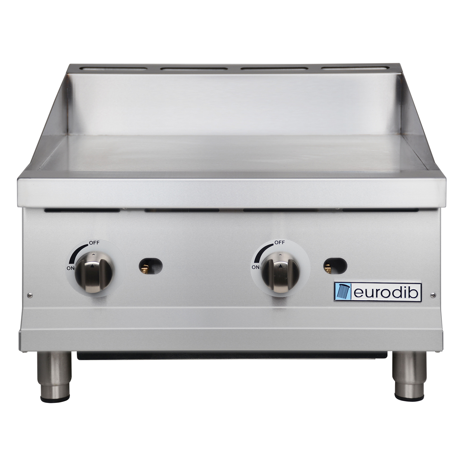 Eurodib USA T-G24 griddle, gas, countertop