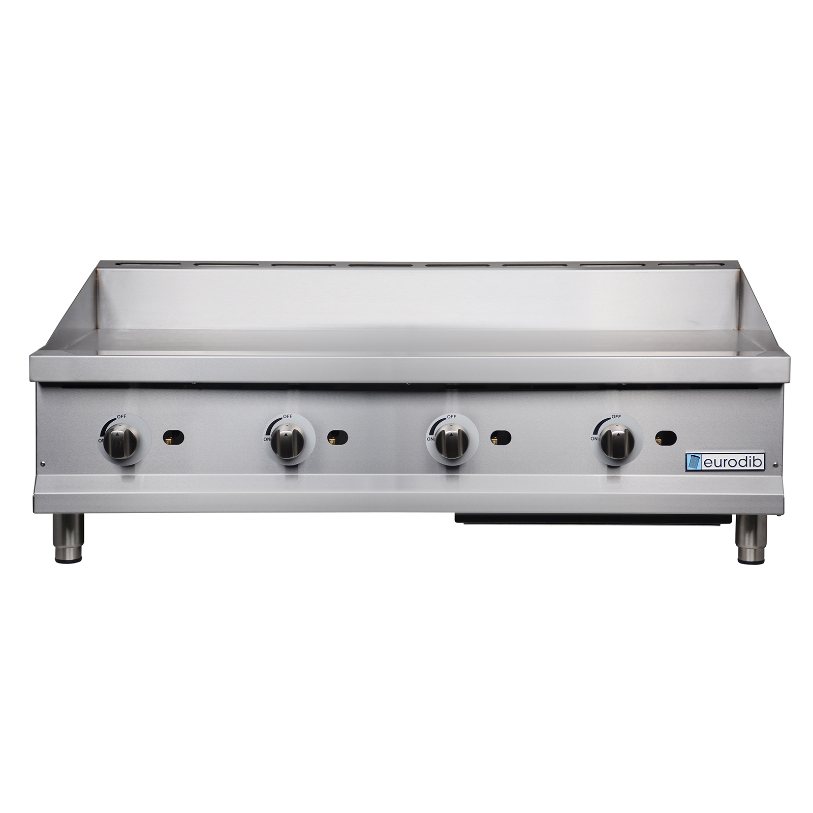 Eurodib USA T-G48 griddle, gas, countertop