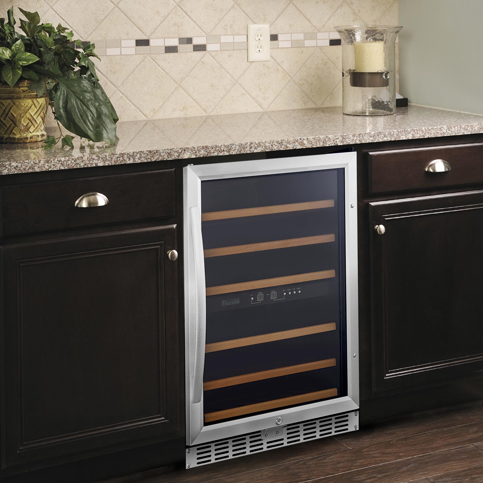 Eurodib USA USF54D wine cellar cabinet
